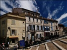 Arles in Sunny Afternoon