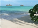 Islands off Lanikai