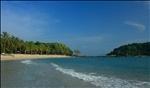 Beach of Burau bay, Langkawi
