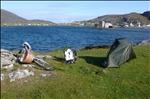 Castlebay camp spot