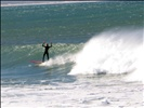 Surfing at Jeffrey's Bay- South Africa