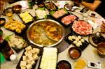 Hotpot Selection Laid Out