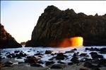 Special Beach at Big Sur California
