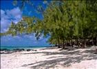 Ile aux Cerfs, off the east coast of Mauritius