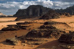 wadirum valley
