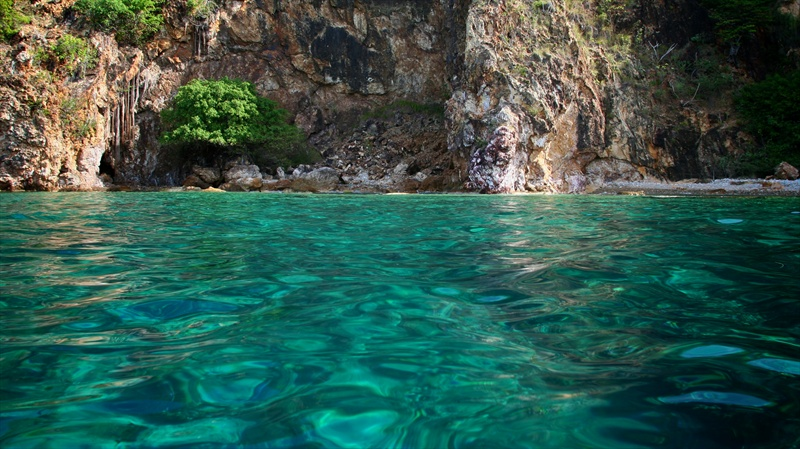 British Virgin Islands Tarpon Island