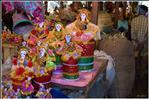 Dancing in the market