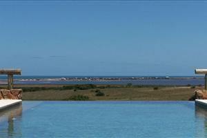 view from hotel la posta vinyet