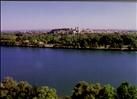 Avignon desde Villenueve d'Avignon