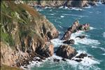 Jaonnet Bay, Guernsey- access by ladder only!