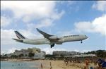 Air France, Princess Juliana airport, St Maarten