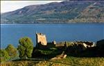Urquhart Castle, Loch Ness, Scotland 1987