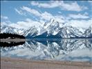 Grand Teton National Park - Mountain Range