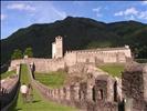 Bellinzona Castle 1