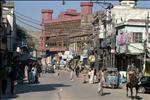 Street of Rawalpindi