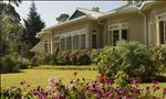 one of the bungalows at tea trails