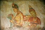 Fresco @ Sigiriya, Sri Lanka