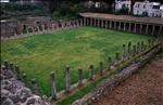 Quadriporticus Behind Theatre, Pompeii