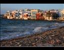 Mykonos beachfront