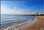 Playa Levante de Salou