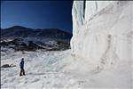 Antarctica: Hiking the Commonwealth Glacier