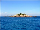 Islet off Pulau Redang, Malaysia