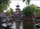 Tivoli Pagoda and Lake