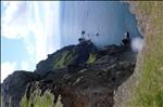 Cliffs near The Cambir
