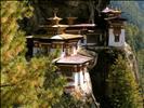 Tigernest (Taktsang)-Kloster in Bhutan
