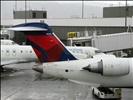 Delta Connection CRJs - Salt Lake City (SLC), UT, USA.