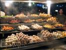Meat balls / Malaysia, Kuala Lumpur