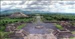 Panorámica de Teotihuacan