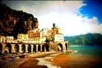 Lomo Atrani on the Amalfi Coast