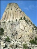 Mato Tipila, or Devils Tower National Monument, Wyoming