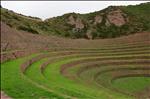 Moray (Incas Terraces), Peru