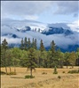 Jasper mountains.