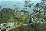 9 lane golf course + harbour