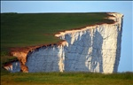 The edge of England - mind your step!