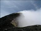 pacaya crater rim