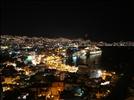 Acapulco desde la avenida Casa Blanca (antes Pinzona)