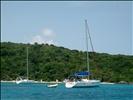 Family Cruise 2009, Saint Thomas quiet harbor
