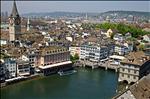 Veduta di Zurigo #2
