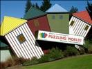 Stuart Landsborough's Puzzling World, Wanaka, New Zealand