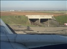 Road under runway