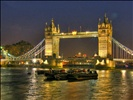 Tower Bridge (HDR)