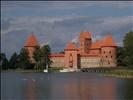 Trakai, Lithuania: Island Castle