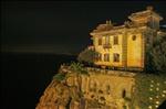 Night in Sorrento, Italy, Amalfi Coast