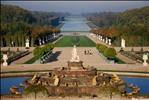 Vue sur le grand canal / Versailles