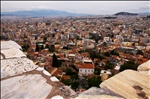Athens from the Acropolis II