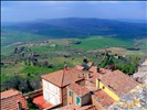 Rooftops in Tuscany